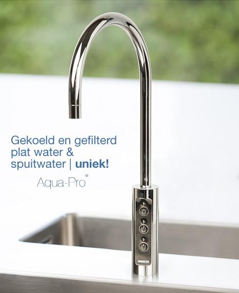 Keukenkraan met drinkwater drinkwaterkraan Aqua-Pro